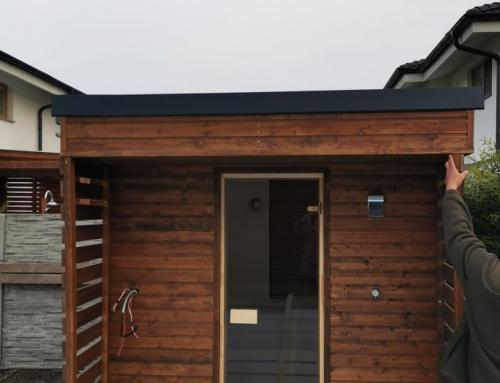 Luxusná exteriérová fínska sauna na mieru Kvetoslavov pT_2021 _apríl